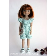 Tenue Maud pour Poupée Fashion Friends 36 Cm - Magda Dolls Creations