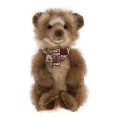 Belette Rockpile - Bearhouse Charlie Bears en Peluche 2021