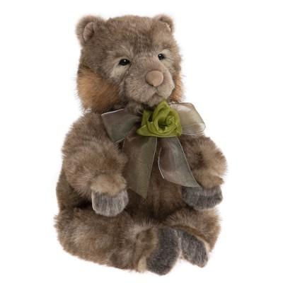 Wombat Darwin - Bearhouse Charlie Bears en Peluche 2021