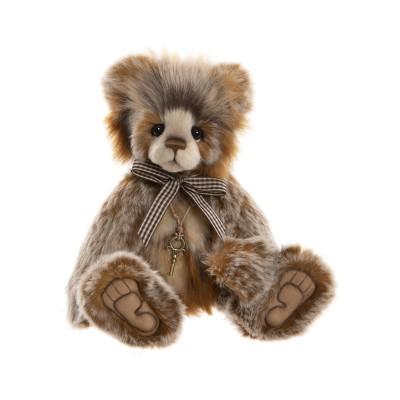 Panda Kayleigh - Charlie Bears en Peluche 2021