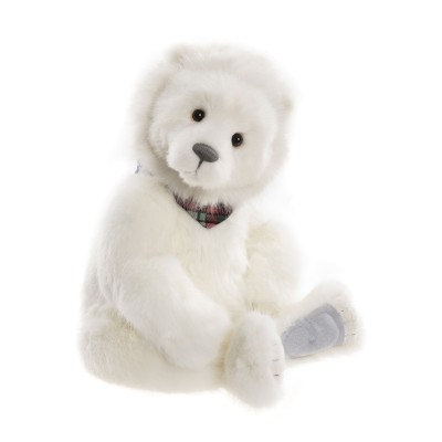 Ours polaire Urma - Charlie Bears en Peluche 2021