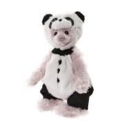 Ours Pantaloon Panda - Charlie Bears en Peluche 2021