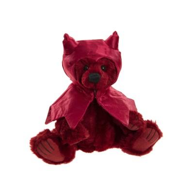 Ours Impish en Diable - Charlie Bears en Peluche 2021