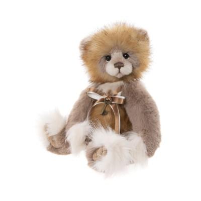 Ours Plumo Rebecca - Charlie Bears en Peluche