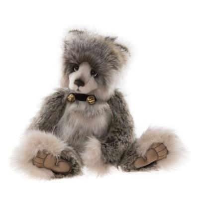 Ours Plumo Donald - Charlie Bears en Peluche