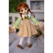 Poupée BJD Cutie Pudding Lemon Summer 26 cm - Comi Baby Doll