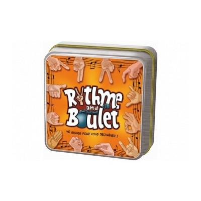 Jeu de Carte - RYTHME and BOULET