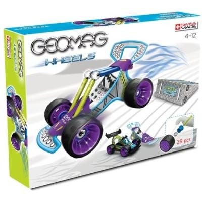 Wheels Race 2 - 29 Pièces Geomag