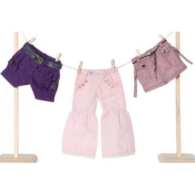 Set Pantalon et Jupe pour Poupée Kidz'n'Cats