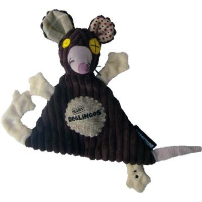 Doudou Le Rat Ratos - Baby DEGLINGOS