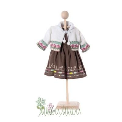 Vêtement Marguerite Poupée Petite Fleur