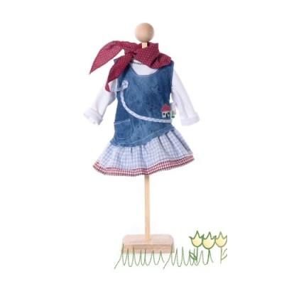 Vêtement Tulipe Poupée Petite Fleur