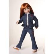Vêtement Maru - Cool Jeans et espadrilles