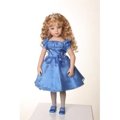 Vêtement Maru - Robe Princesse bleue