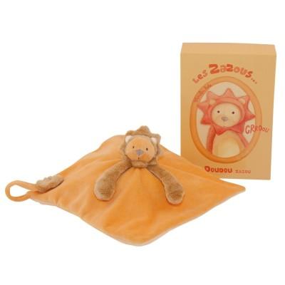 Doudou Lion Les Zazous