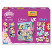 Superpack 4 en 1 - Disney Princesses