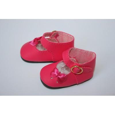 Chaussures rose foncé pour Little Darling