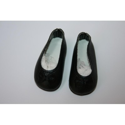 Chaussures ballerines noires pour Little Darling