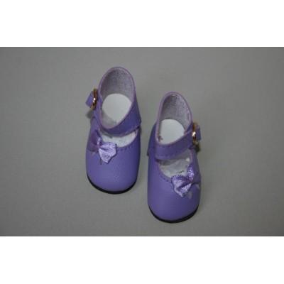 Chaussures Lavande pour Little Darling