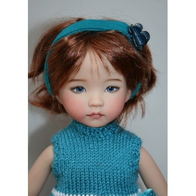 Rosalie habillée par Angela Sutter - Little Darling