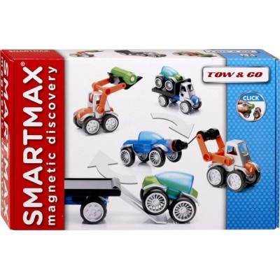 Smartmax La Dépanneuse - Tow and Go 13 Pièces