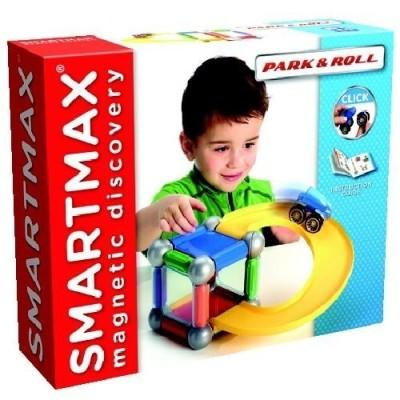 Smartmax Le Garage Park and Roll 28 Pièces
