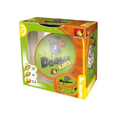 Jeu de Cartes - Dobble Kids