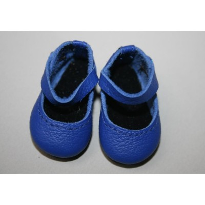 Chaussures Bleues Mary Jane pour Boneka