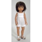 Sous-vêtement Combi-short pour Poupée Boneka