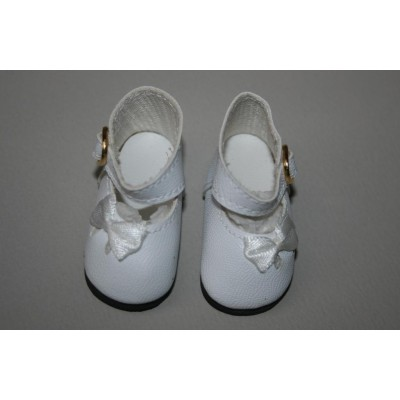 Chaussures blanches pour Little Darling