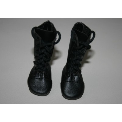 Bottines noires pour Little Darling
