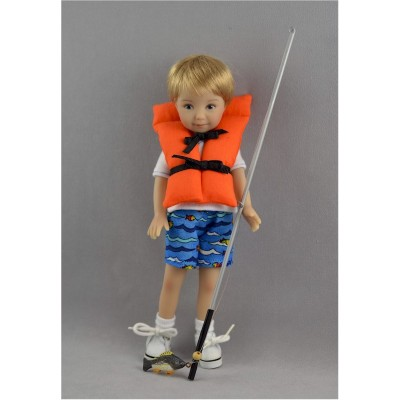 Take it Outdoors - The little Fisherman Tommy - Edition 2013