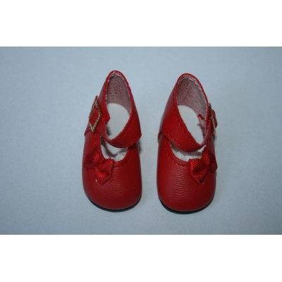 Chaussures rouges pour Little Darling