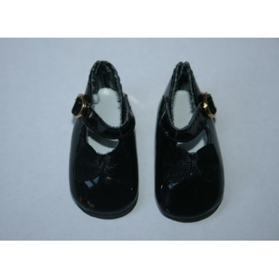 Chaussures Mary Jane noires pour Little Darling