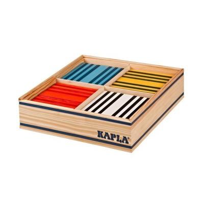 Planchettes bois 8 couleurs Octocolor