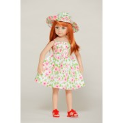 Vêtement Maru - Robe Spring Bloom et chaussures