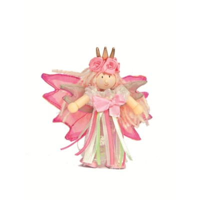 La Princesse Fairybelle en bois
