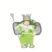 Le Roi Percival en bois