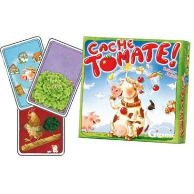 Jeu de Société - Cache Tomate