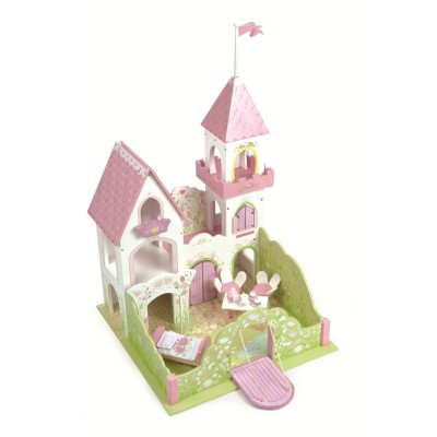 Le grand Palace Fairybelle en bois