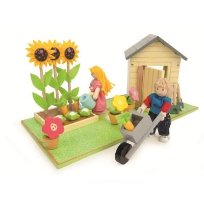 Mon Kit de Jardinier en bois