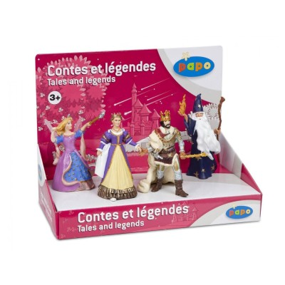Coffret Contes et Légendes 2