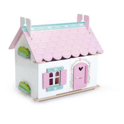 Le Cottage de Lilly en bois