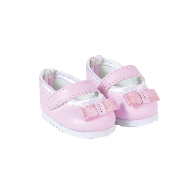 Chaussures roses pour Poupée 36 Cm