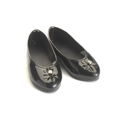 Ballerines vernies noires