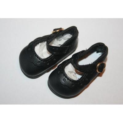Chaussures classiques noires pour Little Darling