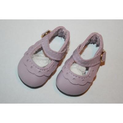 Chaussures classiques Vieux Rose pour Little Darling