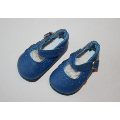 Chaussures classiques Bleu Vif Rose pour Little Darling