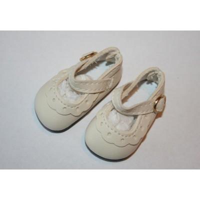Chaussures classiques Crème pour Little Darling