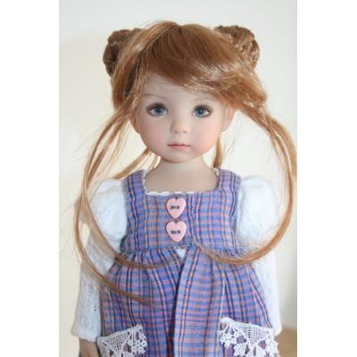 Perruque Lottie pour Little Darling